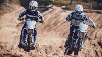 Die Husqvarna Motocross-Modelle 2022