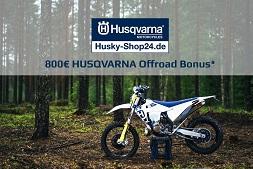 Husqvarna Offroad Bonus