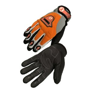 Thoger Handschuh Mx-39 Orange