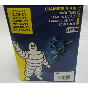 Schlauch Michelin Dick 2,2mm 21 MDR (80+90+2.50-3.25*21)