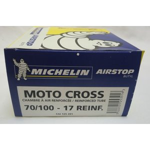 Schlauch Michelin Dick 2,2mm 17 RSTOP (70/100*17)