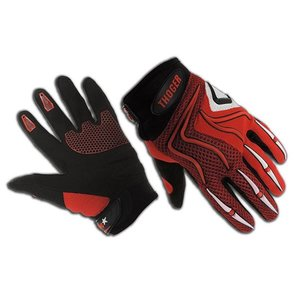 Thoger MX Handschuh MX 75 in rot