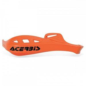 Acerbis Handschutz Rally Profile in orange inkl. Anbaukit