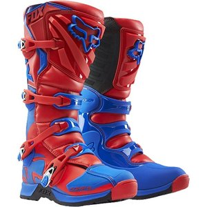 Fox Comp 5 Boot in rot