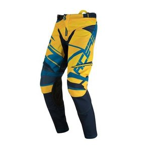 Acerbis Hose MX X-GEAR in gelb blau