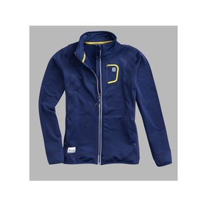 GIRLS BASIC LOGO ZIP JACKET