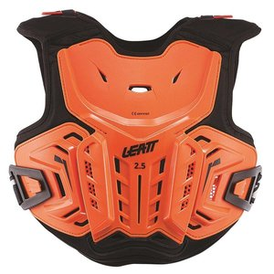 Leatt Brustpanzer 2.5 Junior Kids in orange