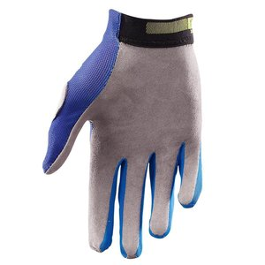 Leatt Handschuhe GPX 2.5 X-Flow in blau lime