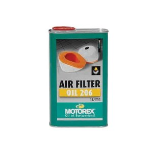 Motorex Luftfilteröl, Air Filter Oil 206, 1L