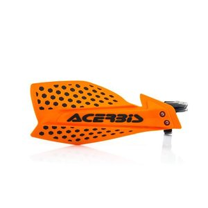 Acerbis Handschutz X-Ultimate in orange-schwarz inkl....