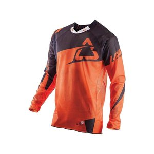 Leatt Jersey GPX 4.5 X-Flow orange schwarz