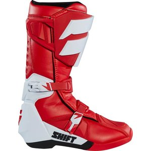 Shift Whit3 Label Boot Stiefel RD Rot Red