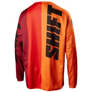 Shift WHIT3 Tarmac Orange 2018 Jersey