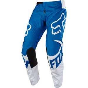 Fox Kinder 180 RACE PANT Blau