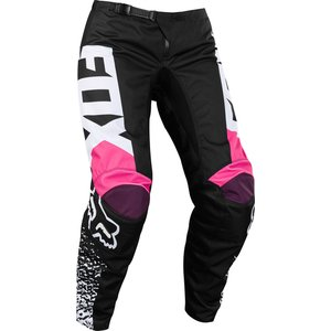 Fox Kinder GIRLS 180 PANT Schwarz Pink