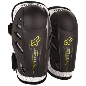 YTH TITAN SPORT ELBOW GUARDS [BLACK]