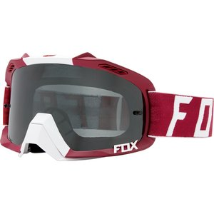 Fox Crossbrille Air Defence Preest Dunkelrot
