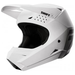 Shift White Label Helmet Weiß