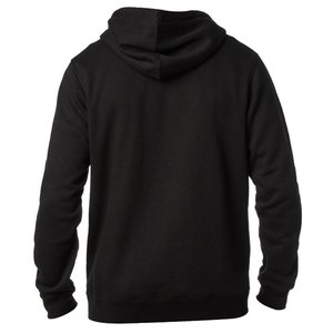 Fox Fleece Hoody District 2 Schwarz