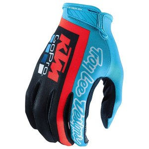 Troy Lee Designs KTM Team Air Glove Handschuh Blau...