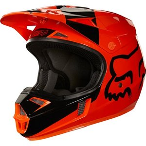 Fox V1 Mastar Helm Orange