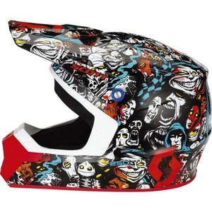 Scott Kids Helm 250 Afterlife Y/L