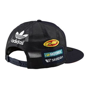 Troy Lee Designs Snapback Blau Navy