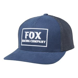 Fox Snapback Cap Heater Navy