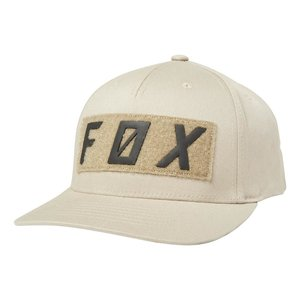 Fox Snapback Cap Backslash Limited Edition Irmata - Sand