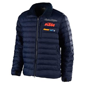 Troy Lee Designs Winterjacke KTM Team Navy