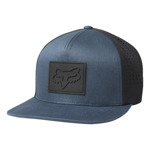 Fox Snapback Redplate Navy