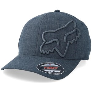 Fox Flexfit Cap Clouded Dunkelgrau
