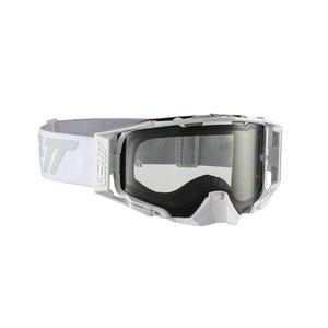 Leatt Velocity 6.5 Ink Blau Crossbrille getönt Enduro MX MTB Motocross Brille Radbrillen