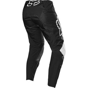 Fox 180 PRIX PANT - BLACK ONLY [BLK/WHT]