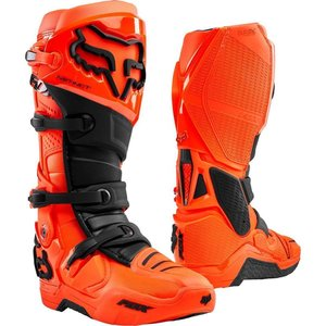 FOX INSTINCT Stiefel in Flow Orange